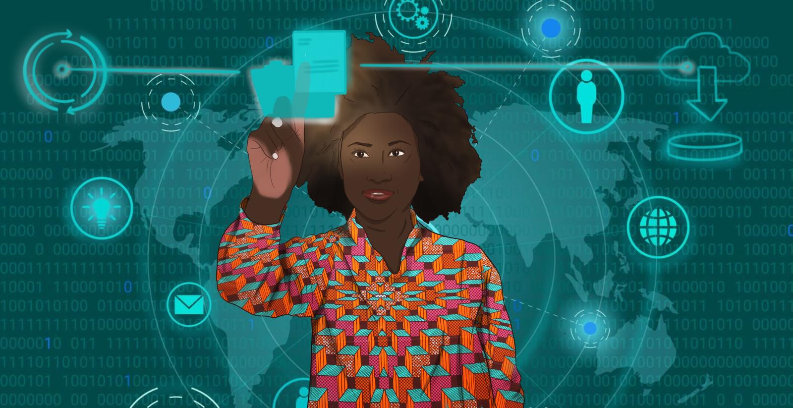 A feminist approach to assessing AI, privacy and data protection in South Africa